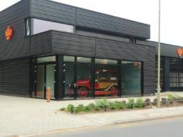 Project: Brandweerkazerne te Epe